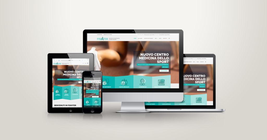 È online il nuovo sito web Fisioter